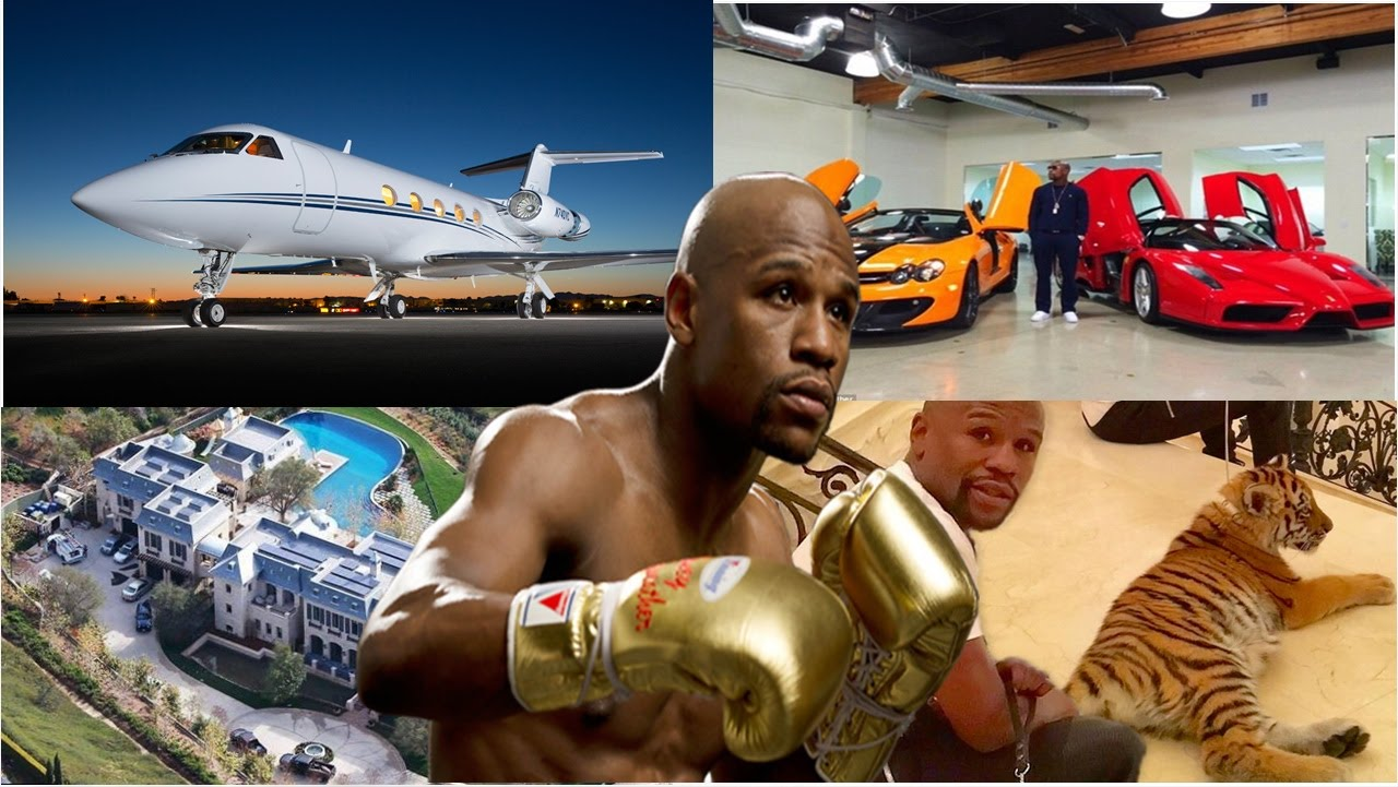 Floyd Mayweather – Boxing Champion Promoted an ICO