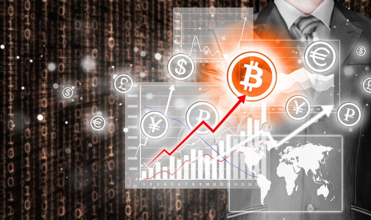 Cryptocurrency forex trading