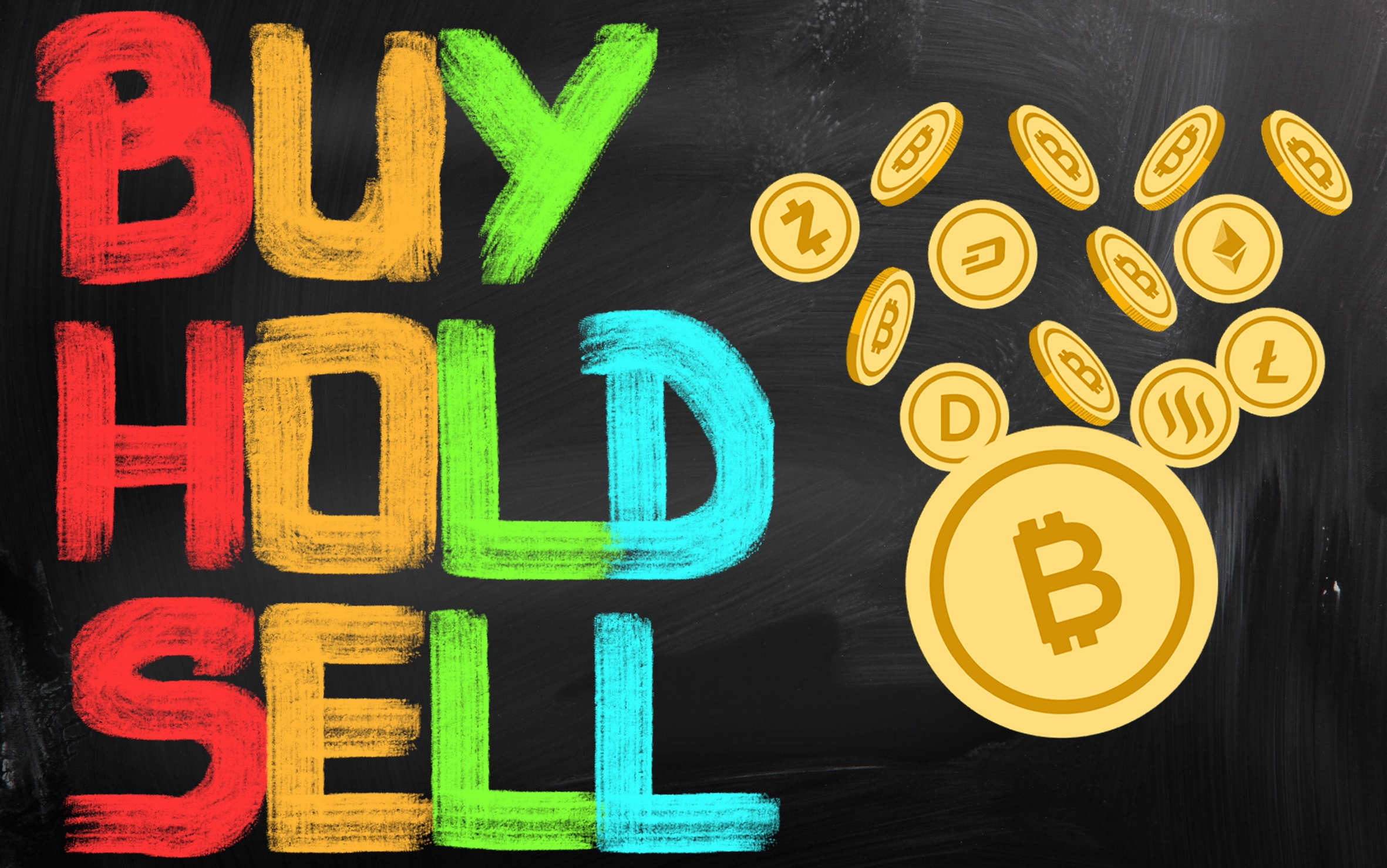 when to buy and sell cryptocurrency